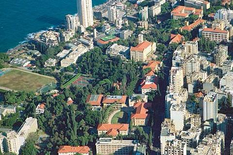 Study Abroad with American University of Beirut